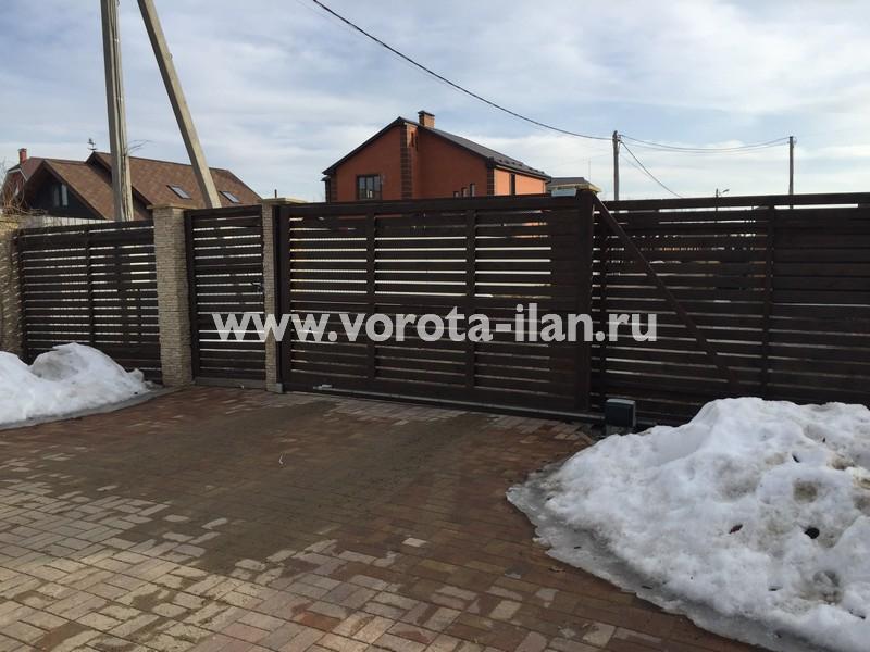 Раменский район_Загорное_ворота откатные.jpg