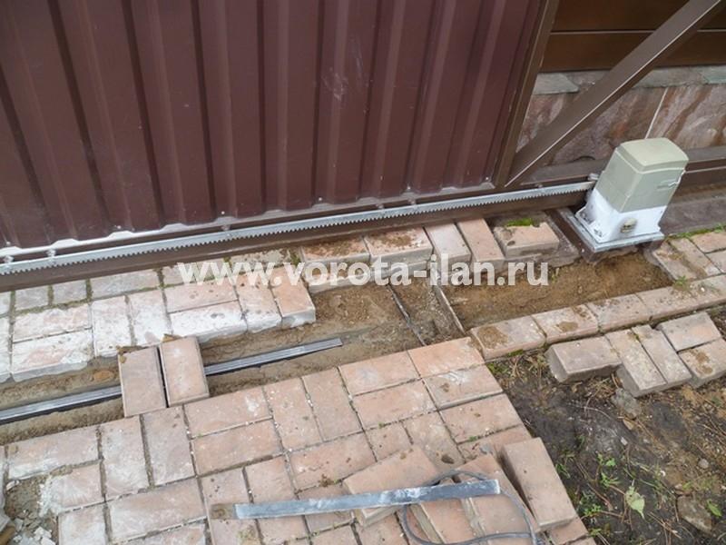 МО Одинцовский район_Горки 2_установка IP домофона_прокладка кабельной трассы для домофона