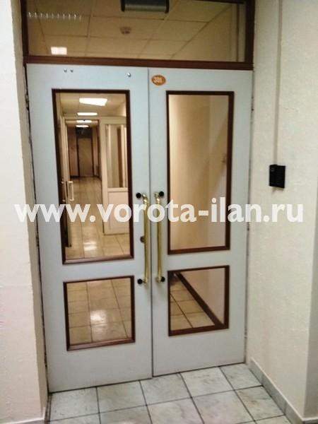 Москва_система контроля доступа на входе в офис_фото 1
