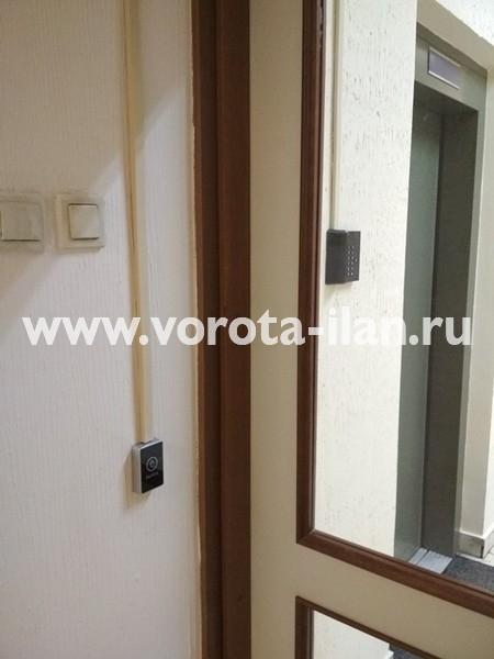 Москва_система контроля доступа на входе в офис_фото 2