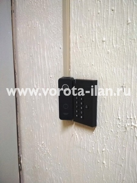 Москва_система контроля доступа на входе в офис_фото 3