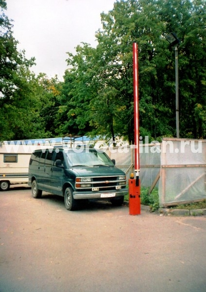 Подольск_шлагбаум подъёмный CAME GARD 4000
