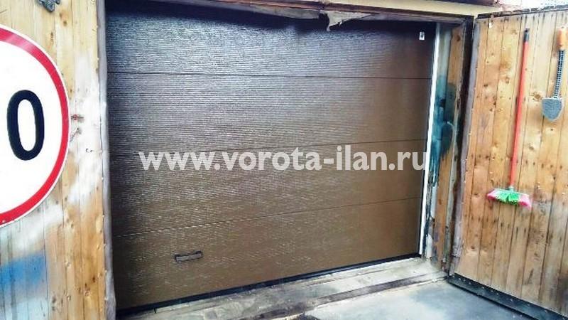 г. Подольск, ул. Фурманова, гаражные ворота, фото 1